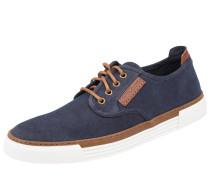 Sneaker 'Racket' marine / braun