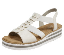 Sandale 'v02C2-80' weiß