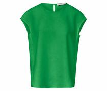 Top Blusen-Top grün