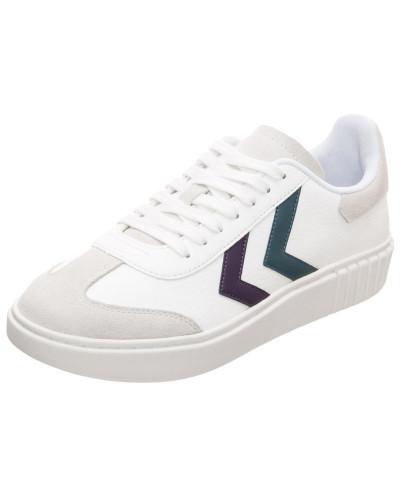 'Aarhus Classic' Low Sneaker Damen weiß