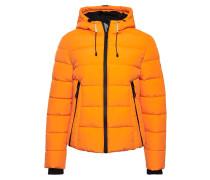 Steppjacke 'Spirit' orange