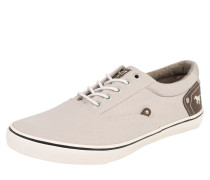 Sneaker zum Schnüren hellgrau