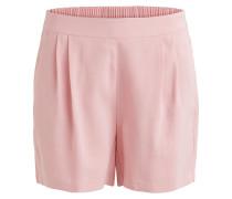Schlichte Shorts rosa