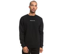 Sweatshirt 'Craigburn Crew2' schwarz