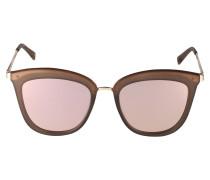 Sonnenbrille 'Caliente' braun / gold