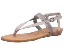 Sandalen grau / taupe