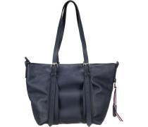Handtasche ultramarinblau