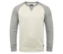 Sweatshirt 'Aari' beige / grau
