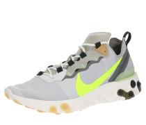 Sneaker 'nike React 55' hellgrau