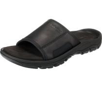 Sandale 'Roslindale Slide' schwarz