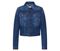 Jeansjacke 'de-Limmy Jacket' blue denim
