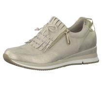 Sneakers silbergrau