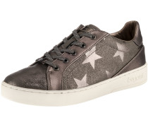 Sneaker 'Fergie' bronze / taupe