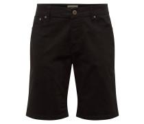 Shorts 'Rick' black denim