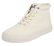 Sneaker 'hightop Bryn' creme
