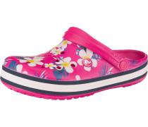 Clogs mischfarben / pink