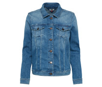 Jeansjacke 'vivianne' blue denim