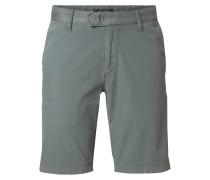 Chino Shorts 'Salo' basaltgrau