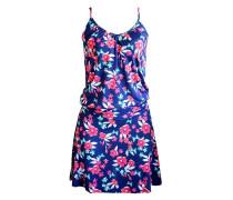 Strandkleid nachtblau / rosé