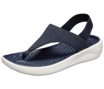 Sandale 'Lite Ride' nachtblau / weiß
