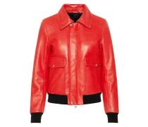 Jacke 'Baker Shiny Leather'