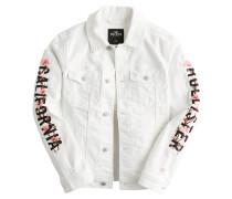 Jacke 'embroidered Fashion Trucker'