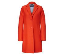Mantel orangerot