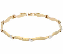Armband gold / silber