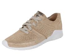 Sneaker 'Tye Stardust' gold