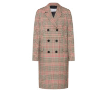 Mantel 'fitted Double Breasted Coat'