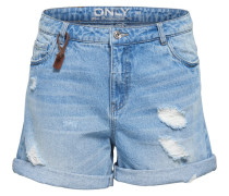Jeansshorts 'Brooky Reg' blue denim