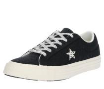 Sneaker 'one Star OX' creme / schwarz