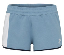 Shorts hellblau / schwarz / weiß