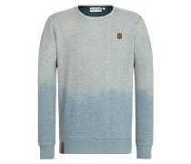 Sweatshirt rauchblau / grau