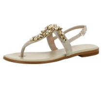 Sandale 'olimpia' beige