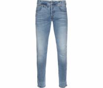 Jeans ' D-Staq 5-pkt Slim ' blue denim