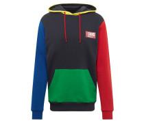 Sweatshirt navy / mischfarben