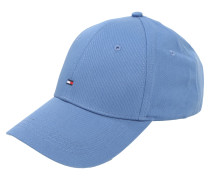 Kappe mit Logo-Flag blau