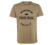 T-Shirts (kurzarm) ' 15560 ' camel