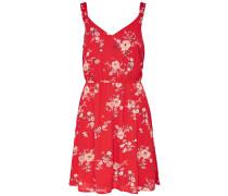 Sommerkleid 'karmen' mischfarben / rot