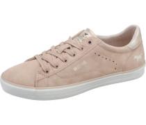 Sneaker gold / puder