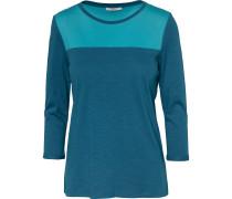 Shirt blau / türkis