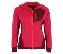 Sport-Jacke 'Cecilie' pink / bordeaux