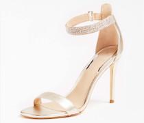 Sandale 'Kahlun' gold