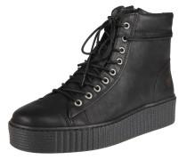 Sneaker 'rosa' schwarz
