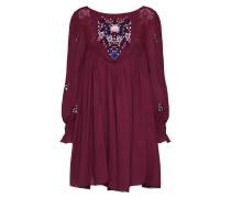 Kleid 'Mohave Mini' merlot