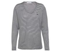 Shirt marine / grau