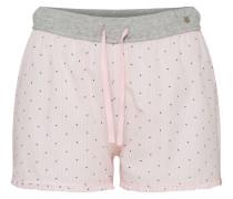 Pyjamashorts 'annie Cas' rosa