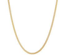 Halskette Basic Kette gold