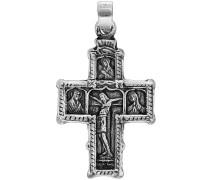 Kreuzanhänger »Kreuz« silber